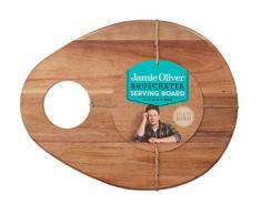 Jamie Oliver 554964 Servierbrett, Akazie