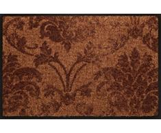 Schmutzfangmatte 17054-A01 braun_60x40.pcx Fußmatte waschbar