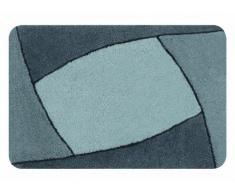 Spirella 10.14221 Badteppich 80 x 150 cm, Focus Grey