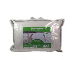 Dunlopillo OR1XAQN050070DPO Kissen, 50x70 cm, Weiß