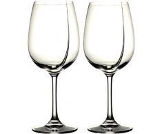 LAtelier du Vin 095232-2 Weinglas / Degustationsglas LExploreur Classic – 2er Karton inkl. Aromen-Weinfibel