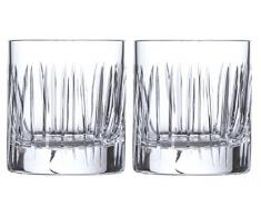 Schott Zwiesel Basic BAR Motion 2-teiliges Set Whiskyglas, Glas, transparent 17.7 x 9 x 10.1 cm, 2-Einheiten