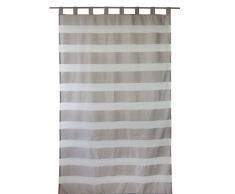 Gözze Schlaufenschal, Halbtransparent, 140 x 255 cm, Seidenoptik, Algier, Creme, 65019-10-4055