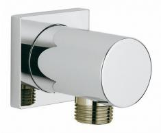 Grohe Rainshower | Brause- und Duschsysteme - Wandanschlussbogen | mit Rückflussverhinderer | 27076000, Chrom