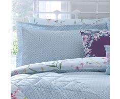 Dreams n Drapes Vanessa Tagesdecke, Aquablau, Aqua, Housewife Pillowcases (Pair)