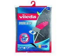 Vileda Viva Epress Park+Go Bügeltischbezug mit Kurzparkzone für das Bügeleisen