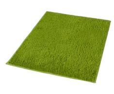 Kleine Wolke 4018645539 Badteppich Kansas, 55 x 65 cm, grün
