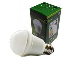 Edison-Gewinde E27 8W Samsung LED Glühbirne Keramik Globe Lampen warmweiß 2800k,Energieeinsparung,Sonderangebote erhältlich