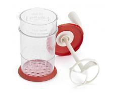Betty Bossi Spätzle Maker – Spätzle Shaker zur Herstellung von Knöpfle und Teignocken und Ihr idealer Küchenhelfer, um Spätzle selber herzustellen