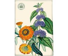 """Geschirrhandtuch aus Baumwolle mit dem Motiv """"königlicher, botanischer Garten mit Lavendel"""" von Creative Tops Schatzblume blau"""