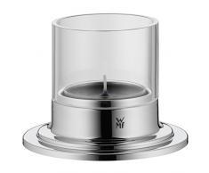 WMF Windlicht Michalsky Tableware Cromargan Edelstahl rostfrei 18/10 Made in Germany spülmaschinengeeignet