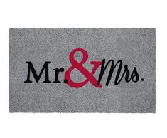 Shoe Max YH 101943 Mr and Mrs Fussmatte 44 x 74 cm, 2,1 kg