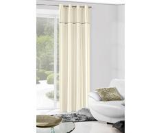 Eurofirany Vorhang, Stoff, beige, 140x250cm