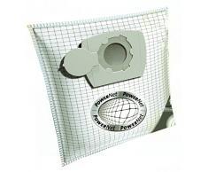 Swirl Uni 10 PowerNet Staubfilterbeutel für Hoover, Kärcher, Nilfisk-Alto Staubsauger, 3 Stück