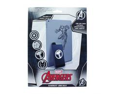 Marvel Gadget Aufkleber Kühlschrank Aufkleber, mehrfarbig