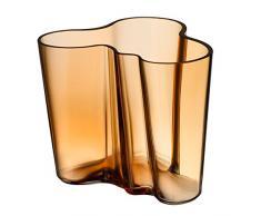 Iittala 1015402 Aalto Vase, 95 mm, Desert