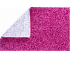 GRUND Badteppich WISCONSIN 70x120 cm pink