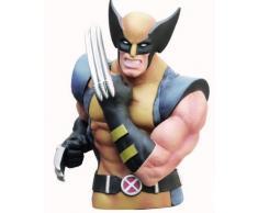 Marvel Büste Bank Wolverine Maskiert Action Figuren