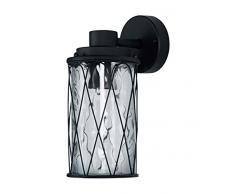 Osram LED Wand- und Deckenleuchte, Leuchte für Außenanwendungen, Sockel E27, Endura Classic Cage Down