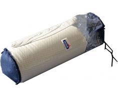 Malie A2010000000 Reisekissen Softy Air in praktischer Tragetasche, 35 x 70 cm