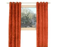 Wirth Vorhang, Orange, 160/134 cm