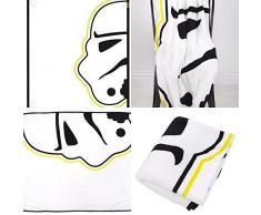 Disney Star Wars Classic Storm Super Soft Fleece Decke, Mehrfarbig