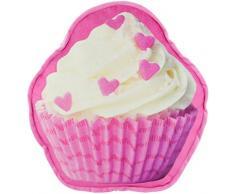 United Labels 119677 Kissen Cupcake, Circa 40 x 40 cm