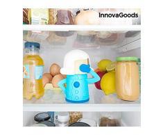 InnovaGoods Lufterfrischer für Kühlschränke, Blau, 14 x 12 x 9 cm