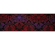 Schmutzfangmatte 17101-A01 rot_180x60.pcx Läufer waschbar