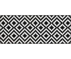 wash+dry Fußmatte Kalmar, 75x190 cm, innen, waschbar