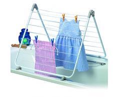 Rayen 0037 Wäscheständer für Badewannen mit Einer Trockenfläche von bis zu 10 Meter