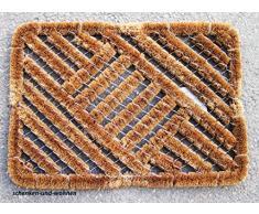 BÜMAG Fußmatte, Braun