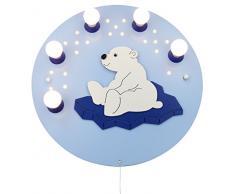 Elobra Deckenleuchte Eisbär 5/20 ELO-124260