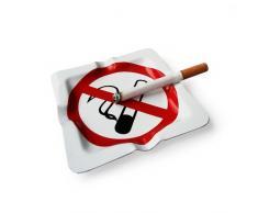 Suck UK SKNOSMOKE1 Aschenbecher No Smoking