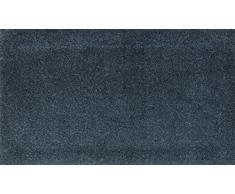 Wash + Dry Fußmatte, Acryl, Grau, 50 x 70 cm