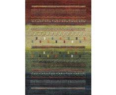 ChicOrange Teppich Liszt Mehrfarbig 120 x 170 cm