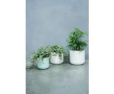 Ivyline Blumentopf, Keramik, Mint, 26 cm