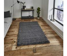 Think Rugs Teppich, grau, 120 x 170 cm