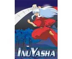 Great Eastern Entertainment Inu Yasha in Forest Night Wall Scroll, 33 von Blumenkasten