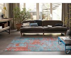 WelcomHome Teppich, Mehrfarbig, 130cm x 190cm