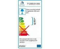 Lucide KIDO-LED - Wandleuchte Kinderzimmer - LED - 15x1W 3000K - Grün