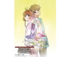 Unbekannt Great Eastern Entertainment Tsubasa Movie Sakura und Syaoran Wall Scroll, 33 von Blumenkasten