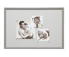 Deknudt Frames S54ST4-40.0X60.0 S54SF3 Magnettafel, Holz, 64,4 x 44,4 x 1,5 cm, Beige