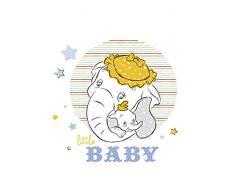 Disney Wandbild von Komar | Dumbo Little Baby | Kinderzimmer, Babyzimmer, Dekoration, Kunstdruck | Größe 30x40cm (Breite x Höhe) | ohne Rahmen | WB028-30x40