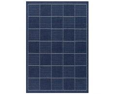 Oriental Weavers Teppich, Polypropylen, blau, 80 x 150 cm