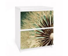Apalis 91046 Möbelfolie für Ikea Malm Kommode - Selbstklebe Closer than before, größe 2 mal, 20 x 40 cm