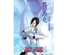 Great Eastern Entertainment Bleach Uryu Wall Scroll, 33 von Blumenkasten