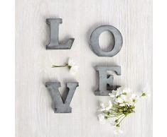 Eurographics Leinwandbild H-K-BA1037 Bild auf Leinwand, Love Tender Flowers, 40 x 40 cm