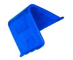 Pica Italien Haushaltsprodukte Topflappen Grillhandschuh, Kunststoff, blau, 8Â x 8Â x 7Â cm