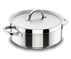 LACOR 54050 Chef Luxe Kochtopf, Durchmesser 50 cm